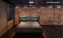 Loft v pražských Holešovicích od CMC architects