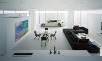 Dům veměstě Takamatsu odFujiwaraMuro Architects