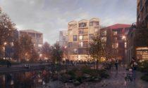 Henning Larsen a projekt dřevěné městské části Fælledby