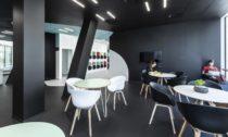 Kanceláře kreativní agentury DDB Prague