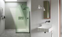 Kolekce vybavení koupelen od Marcante Testa pro Ex.t