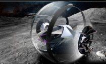 Lexus a návrhy na lunární dopravní prostředky The Lunar Design Portfolio