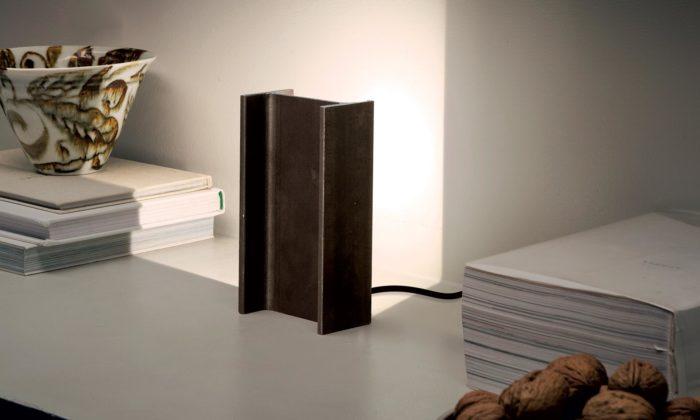 Rudy Ricciotti navrhl kolekci industriálních lamp zkusu traverzy
