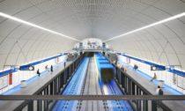 Metro D ajejich plánovaná podoba