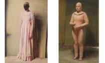 Michaël Borremans a ukázka z výstavy The Duck v Galerii Rudolfinum