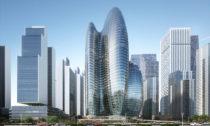 Zaha Hadid Architects anové sídlo značky Oppo