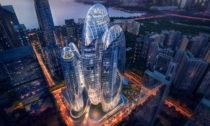 Zaha Hadid Architects a nové sídlo značky Oppo