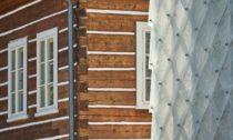 Nové sídlo firmy Lasvit v Novém Boru od studia OV-A