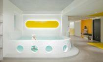 Salón pro domácí mazlíčky Nova Pets odSay Architects