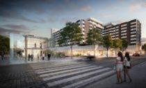 Plánovaná proměna okolí hotelu InterContinental v Praze od TaK