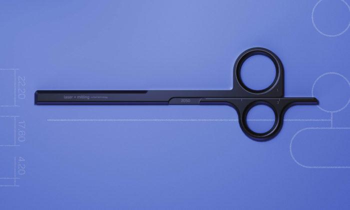 Studenti pražské UMPRUM navrhli nůžky ažehličky budoucnosti