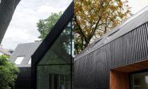 Villa Bülowsvej od studia EFFEKT v dánském Frederiksberg