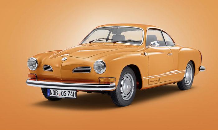 Volkswagen slaví 65.výročí elegantního sportovního kupé Karmann Ghia