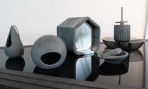 Ukázka zvýstavy 20 let ateliéru Průmyslový design FMK UTB