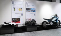 Ukázka z výstavy 20 let ateliéru Průmyslový design FMK UTB