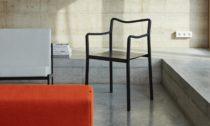 Rope Chair pro značku Artek od designérů Ronan & Erwan Bouroullec
