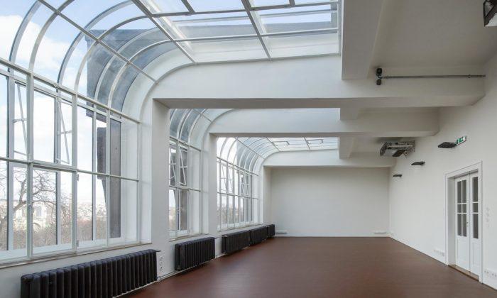AVU zrekonstruovalo 100 let starou budovu Školy architektury odKotěry