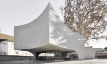 Turistické informační centrum vBrixenu odMoDus Architects