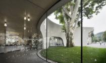 Turistické informační centrum v Brixenu od MoDus Architects