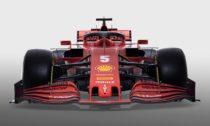 Monopost Ferrari SF1000