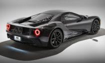 Ford GT ve verzi Liquid Carbon