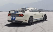 Ford 2020 Mustang Shelby GT350 a GT350R
