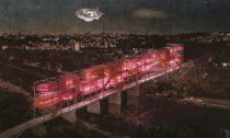 Ukázka zvýstavy Galegion: Utopické město