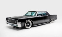 Custom 1961 Lincoln Continental