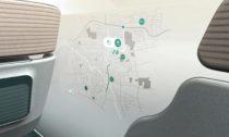 Projekt autonomního sdíleného dopravního prostředku Joyn od studia Layer