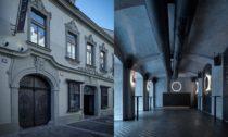 Moon club v Praze v Dlouhé ulici