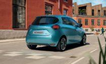 Renault Zoe v nové verzi na rok 2020