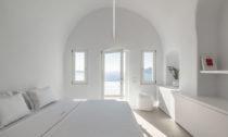 Saint Hotel na Santorini od Kapsimalis Architects