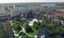 Projekt Tripolis Park od MVRDV
