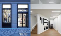 Audio a video showroom VOIX v Praze
