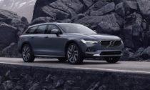 Modernizované modely Volvo S90 aV90
