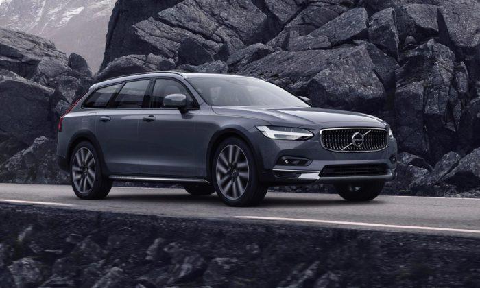 Volvo modernizovalo design svých populárních modelů S90 aV90