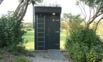 Venkovní bio toaleta Z-Bioloo od studia Zeltini