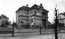 Bohuslav Fuchs: Marchova vila