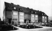 Bohuslav Fuchs: Rodinné domy