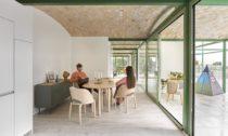 Brick Vault House ve španělské Valencii