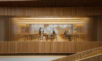 Calgary Central Library od ateliéru Snøhetta