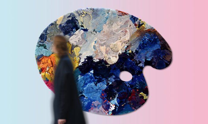 Design Museum Gent výstavou zkoumá použití barev vdesignu aumění