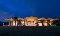 Dolunay Villa v Turecku od Foster + Partners