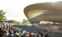 Plánovaný komplex Founders' Memorial v Singapuru