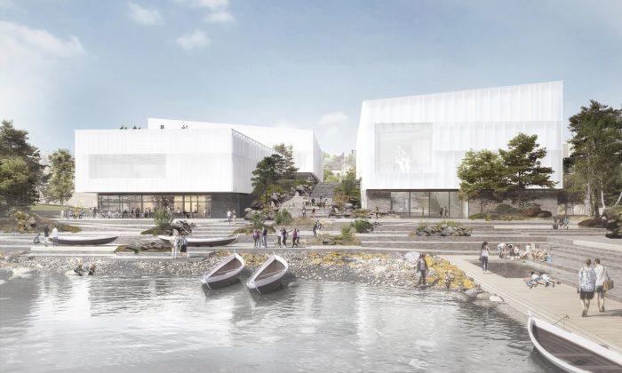 Arctic Museum vnorském Tromsø bude připomínat rozpadlý ledovec
