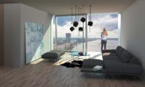 Dominik Philipp Bernátek a jeho návrh mostu Living Bridge Amsterdam