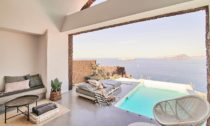 Nature Eco Residences na ostrově Santorini