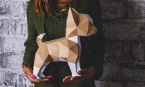 PaperTime ajejich skládací dekorace dointeriéru