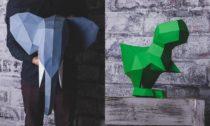 PaperTime a jejich skládací dekorace do interiéru