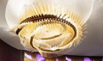 Svítidla a instalace pro dubajský hotel Atlantis